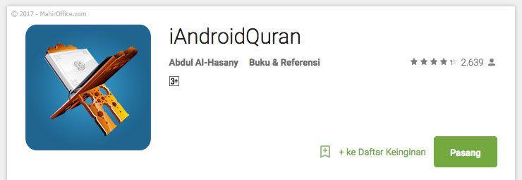 iAndroid Quran