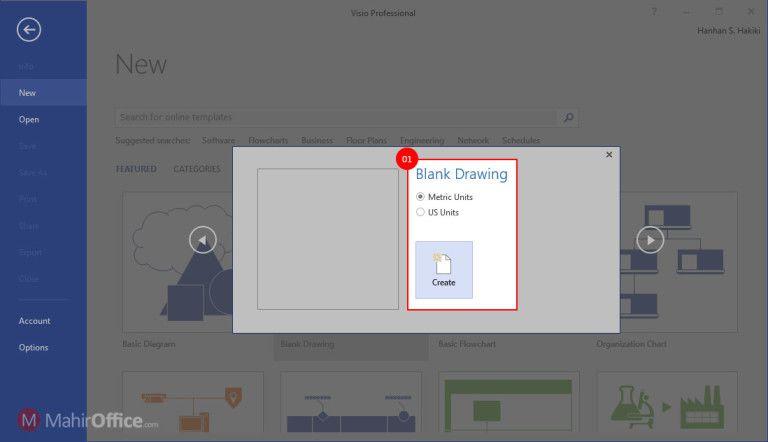 Langkah Langkah Membuat Kurva Lonceng Pada Microsoft Visio Terbaru