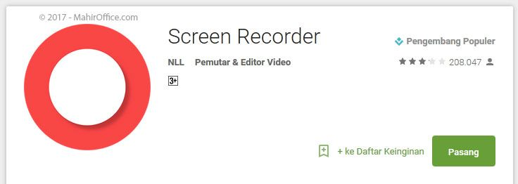 Screen Recorder 5+