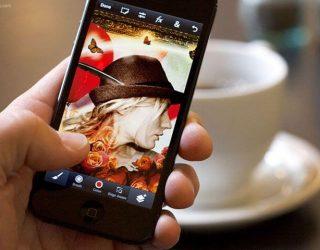 Aplikasi edit tulisan foto gratis untuk Android