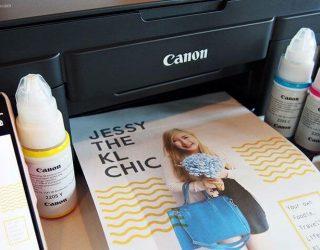 Daftar harga printer Canon