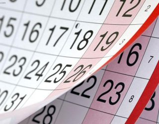 Membuat kalender pada Excel
