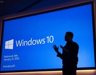 Tip setelah install Windows 10