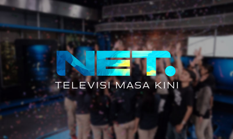 Jadwal TV & Frekuensi NET TV