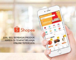 Cara membuat akun Shopee terbaru
