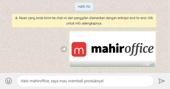 Cara membuat Link Auto-Chat WhatsApp